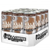 Killa Coffee Protein Shake
